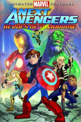 Next Avengers: Eroii de maine