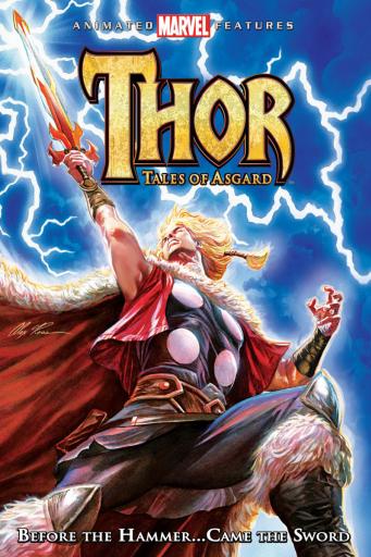 Thor: Poveştile din Asgard