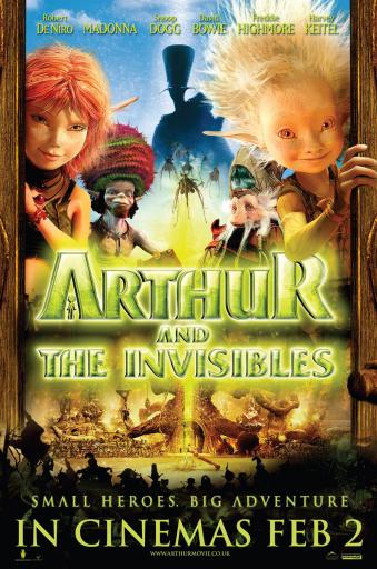 Arthur şi Minimoys