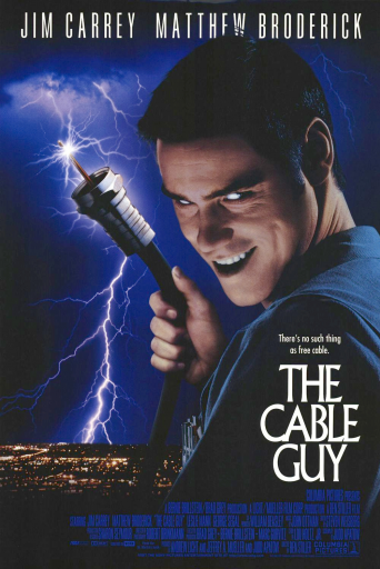 Tipu' de la cablu / The Cable Guy (1996)