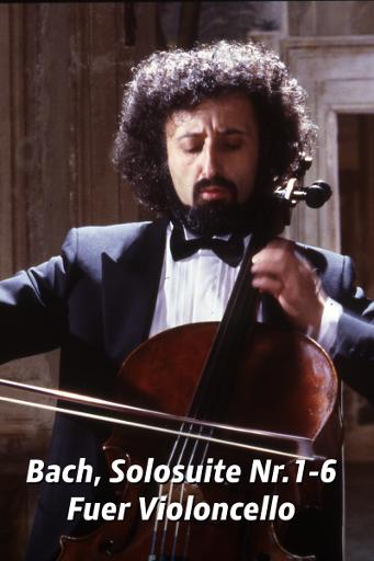 Bach, Suita nr. 1 pentru violoncel / Bach, Solosuite Nr.1 Fuer Violoncello, Bwv 1007 (2000)