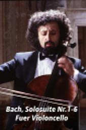 Bach, Suita nr. 1 pentru violoncel