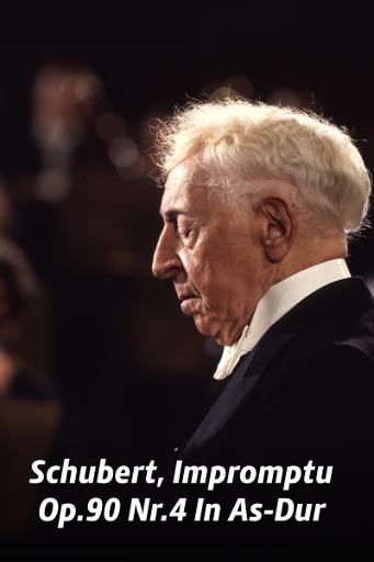 Schubert, Impromptu nr. 4