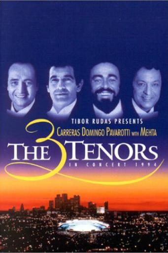 Cei 3 tenori - Concert la Termele lui Caracalla, Roma