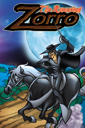 Aventurile uimitorului Zorro