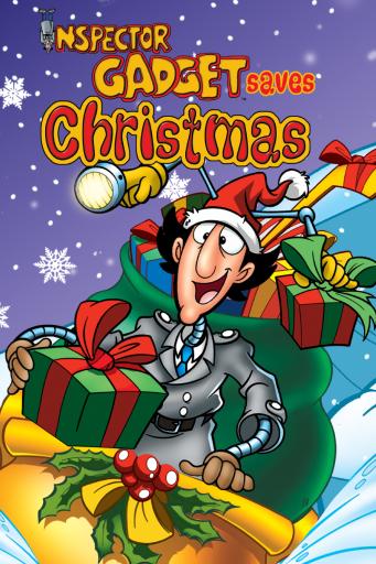 Inspector Gadget salvează Crăciunul