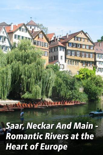 Saar, Neckar și Main