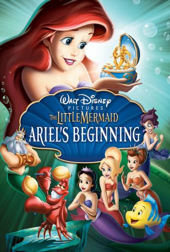 Mica sirenă: Începuturile lui Ariel