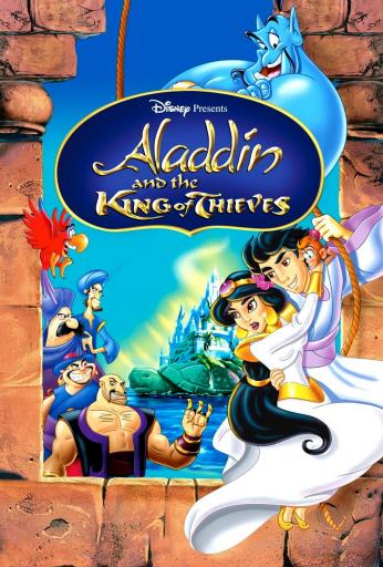 Aladdin și Regele Hoților