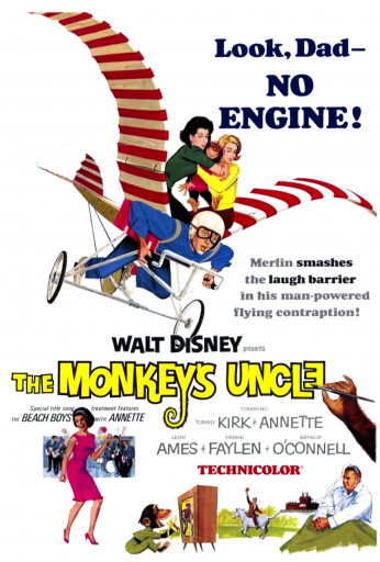 The Monkey's Uncle / The Monkey's Uncle (1965)