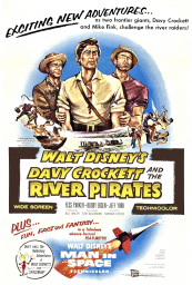 Davy Crockett şi piraţii
