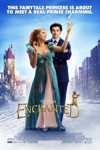 Magie în New York / Enchanted (2007)