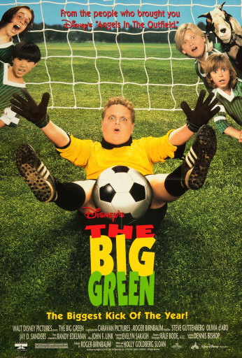Echipa de fotbal / The Big Green (1995)