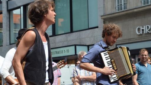 Muzica străzii