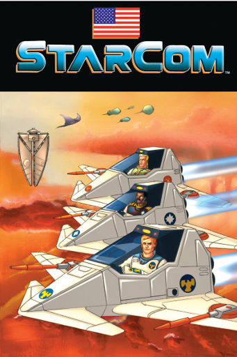 Starcom: The US Space Force