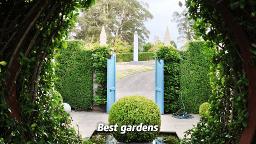 Cele mai frumoase grădini