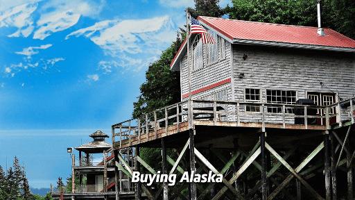 Casă în Alaska