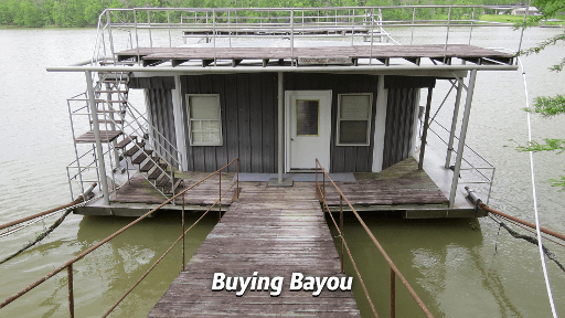 Casă în Bayou